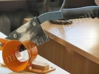 нож для измельчения стеблей