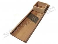 Ручная деревянная шинковка