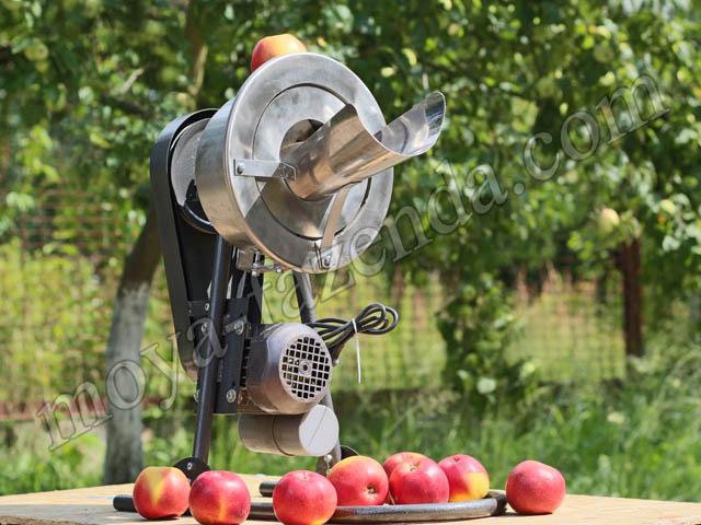 Нарезка яблок для сушки своими руками 44