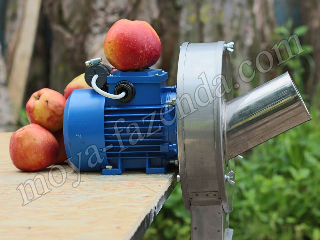Как сделать терку яблок