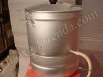 Алюминиевая соковарка на 6 литров (Калитва)