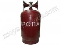 газовый баллон на 12 литров