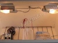 ламповый инкубатор фото