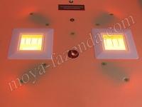 крышка лампового инкубатора