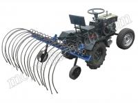 грабли к мини трактору