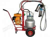 бензиновая доильная установка