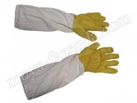 большие перчатки для пчеловода
