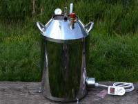 Автоклав для продуктов (электро нагрев, бак из нержавейки)