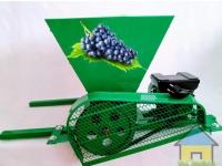 Электрическая виноградная дробилка (до 500 кг/час)