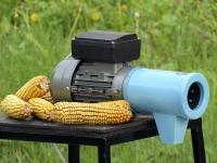 Электрическая лущилка кукурузы