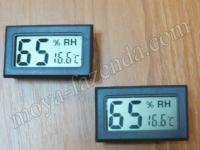 электронный градусник с влажностью