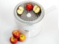 электросоковыжималка для целых яблок