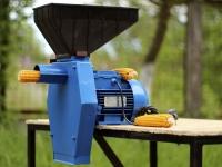 Измельчитель пшеницы, ячменя, початков кукурузы