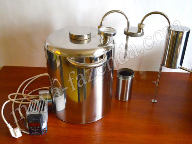 дистиллятор электрический дэ 5 цена