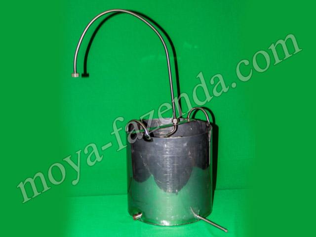 Непроточный охладитель для самогонного аппарата купить самогонный аппарат дачный с термометром