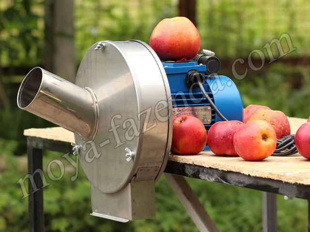 Дробилка для яблок купить в киеве дробилка производитель резиновых ленточный конвейер в индии