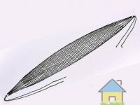 лежак сетчатый