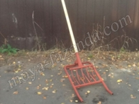 лопата для перекапывания земли