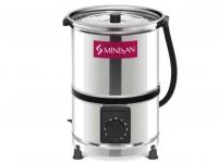 Маслобойка Minisan на 25 литров, с таймером (нержавеющий корпус)
