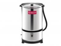 Электромаслобойка для сливочного масла на 25 литров (нержавейка, Турция)