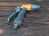 Пистолет для полива, насадка распылитель для шланга