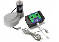 Электро привод для медогонки на 220 Вольт (Pulse RD 1012 A, 100 Вт)