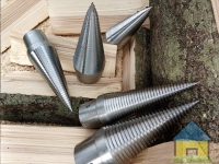 производство конусных дровоколов