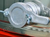 алюминиевый кран медогонки