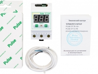 Терморегулятор на DIN рейку PULSE ДТ 51-40 (нагрузка до 8,8 кВт)