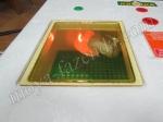 инкубатор с ламповым нагревом