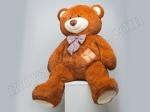 Большой мягкий плюшевый медведь 2 метра