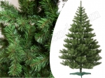 Искусственная елка с пластиковой хвоей Волынь 1.8 м