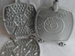 Алюминиевая форма для печенья