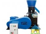 Гранулятор Гранд 300 для древесных пеллет, лузги подсолнечника, соломы, стружки (30 кВт, до 1 тонны/час)