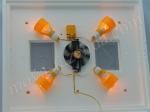 инкубатор с принудительной вентиляцией