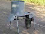 Бурякорезка электрическая (600 кг/час)