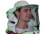 Шляпа пчеловода с лицевой сеткой