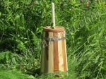 маслобойка деревянная