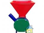 Молотковая крупорушка для зерна и початков кукурузы (без двигателя)