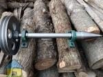 Комплект для винтового дровокола