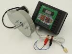 Ременной электропривод медогонки Pulse RD1012А с пультом управления Евро (12 В, 100 Вт)
