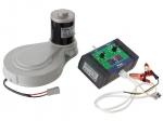 Ременной электро привод для медогонки RD1012M (12 В, 100 Вт)