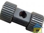 Движущиеся ролики гранулятора к матрице 300 мм