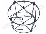 Стальной четырех рамочный ротор для медогонок