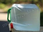 Складная канистра для воды 10 литров