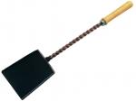 Совок для мангала с деревянной ручкой