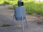 Электрическая корморезка (400 кг/час)