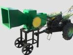 Веткодробилка для мотоблока
