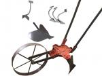 Землероб 5 в 1 (ручной окучник, культиватор, пропольник с колесом)