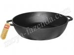 Чугунная жаровня для кухни